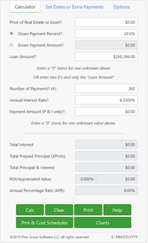 Balloon Payment Calculator Financial Calculators